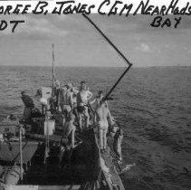 Image of George B. Jones CGM Near Hudson Bay