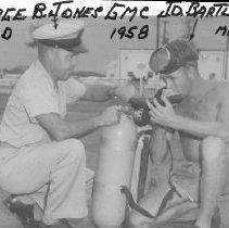 Image of George B. Jones GMC EOD 1958 J.O.Bartleson MN2