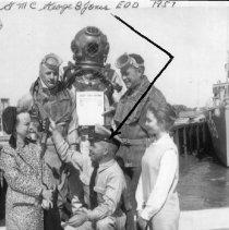 Image of GMC George B.Jones EOD 1957