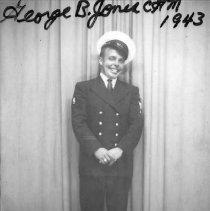 Image of George B. Jones CGM 1943