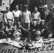 Image of George B. Jones CGM 1944