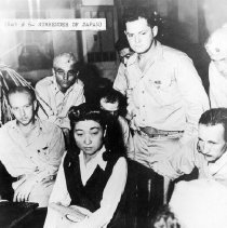 Image of Tokyo Rose also surrenders