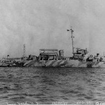 Image of U.S.S. Bates APD-47