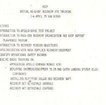 Image of Apollo-soyuz Recovery Training Oporder_page_01
