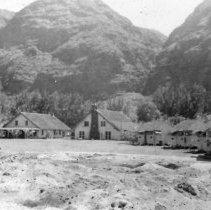 Image of Camp Erdman Oahu T.H. Feb 1945