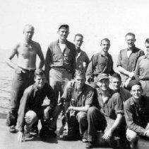 Image of December 1944 DeBold & Advisory Staff
