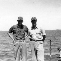 Image of December 1944 DeBold and Marshall
