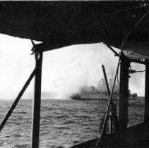 Image of Lingayen Gulf Luzon, P.I. Jan 6-11, 1945 D-Day 9Jan1945 USS Columbia
