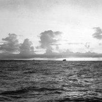 Image of Lingayen Gulf Luzon, P.I. Jan 6-11, 1945 D-Day 9Jan1945 Sunset