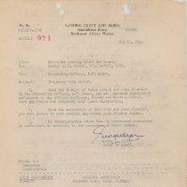 Image of 16 Feb 1943 White Studio L.L. Culver, Jr. New York
