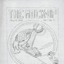 Image of Mock Up Vol 1 No 4, Page 1