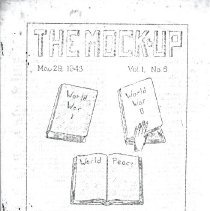 Image of Mock Up Vol 1 No 6, Page 1