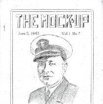 Image of Mock Up Vol 1 No 7, Page 1