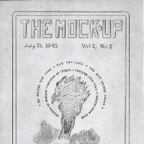 Image of Mock Up Vol 2 No 2, Page 1