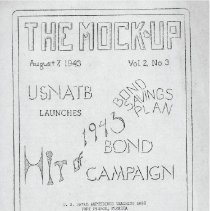 Image of Mock Up Vol 2 No 3, Page 1