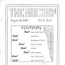 Image of Mock Up Vol 2 No 5, Page 1