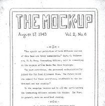 Image of Mock Up Vol 2 No 6, Page 1