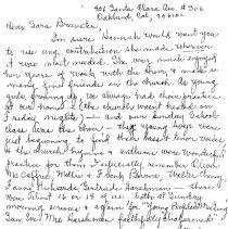 Image of Morrison Letter