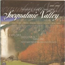 Image of 2008-033.003 - Snoq Valley Chamber of Commerce Guide 2008-2009