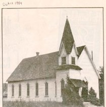 Image of 2008-034.030f - Articles on history of Fall City United Methodist Church