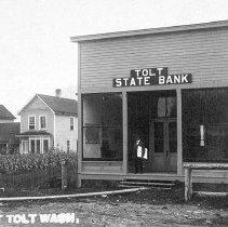 Image of 2008-052.006 - Tolt State Bank, Tolt WASH