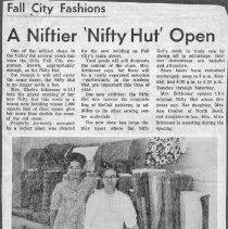 Image of 2009-011.011c-d - Fall City Nifty Hut, articles 1968