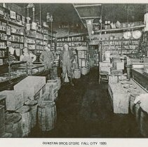 Image of 2009-012.BUS005 - Dunstan Brothers Store, Fall City, ca.1905