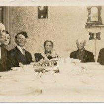 Image of 2009-012.KGJ014 - George & Josephene Kelley's 60th Anniversary, Fall City 1926