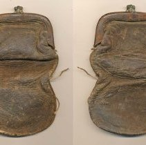 Image of 2011-003.018 - Leather Change Purse, Moore House, Fall City