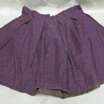 Image of 2011-006.AK261 - Skirt - girl's, Artie Kelley, Fall City