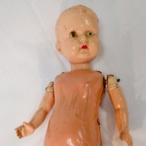 Image of 2011-006.AK281 - Roller skating doll, Artie Kelley, Fall City