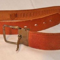 Image of 2011-006.JEK298 - Bandolier, belt, toy, Jack Kelley, Fall City