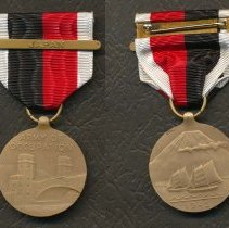 Image of 2011-010.ML018a-e - Le Roy Bronemann's WWII Medals