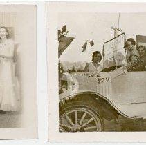 Image of 2011-010.SCH005a-b - Fall City High School Senior play, 1933?