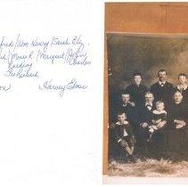 Image of 2012-007.002 - The Gochnour Family