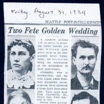 Image of 2013-005.014 - 50th Anniversary of John and Lizzie Alexander, 1934