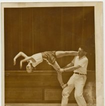 Image of 2014-006.021 - Fall City High School Gymnastics