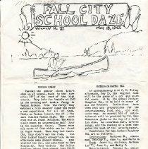 Image of 2014-006.027 - Fall City School Daze, May 13, 1942