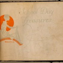Image of 2014-006.055 - Autograph book, Ed Stow, Fall City c1942