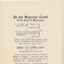 Image of 2015-005.001 - Legal summary, early 1920s case