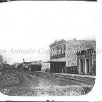 Image of 10.0049AR - View of Houston Street & the Albert Maverick Building