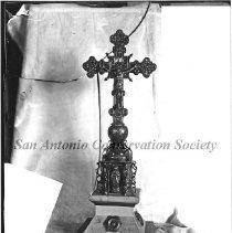 Image of 10.0004B1R - [Crucifix in San Fernando]