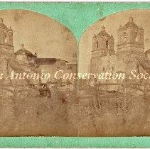 Image of 11.0017RE - Mission Concepcion Stereograph