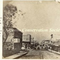 Image of 11.0147RE - Stereograph Image of Commerce Street