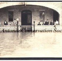 Image of 11.0189RE - Victoria Hotel During A Flood