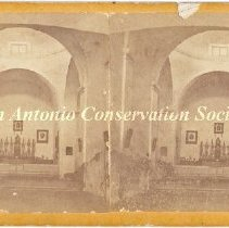 Image of 98.150RE - [Mission Concepcion Interior]