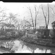 Image of 10.0032AR - Saint Mary's Church and San Antonio River