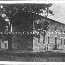 Image of 10.0070R - [A view of the First Public School Building]