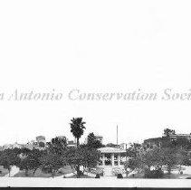 Image of 10.0101B1R - Alamo Plaza Panorama