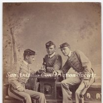 Image of 11.0227RE - Three West Point Cadets